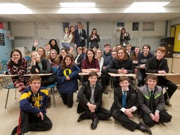 OHS Speech and Debate Travels to Toledo