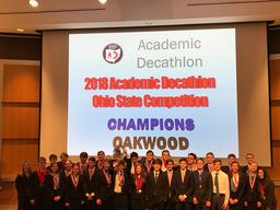 Academic Decathlon Makes History, Wins State