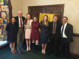 OHS Senior Wins Rotary Speech Contest