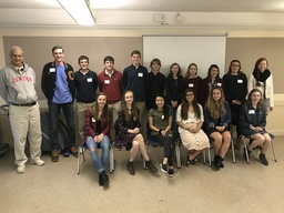 OHS Students Honored in Entrepreneurship Competition
